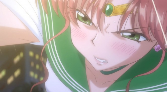 Act 17: Secret -SAILOR JUPITER-