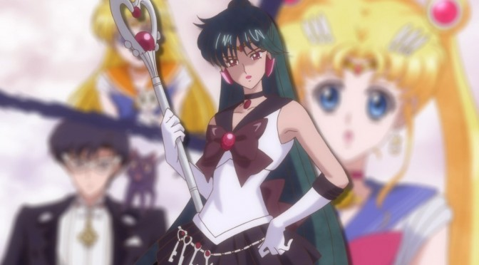 Act 19: Time Warp -SAILOR PLUTO-
